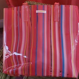 Summer clear beach bag